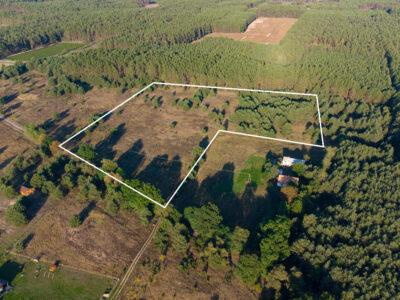 Działka rolna, 40 000 m2, dobra na inwestycję